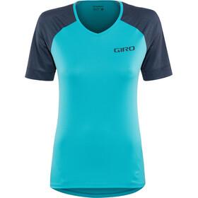 Giro Xar MTB Kortærmet cykeltrøje Damer, iceberg blue